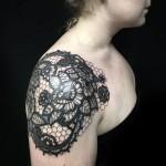 Cool Shoulder Decoration