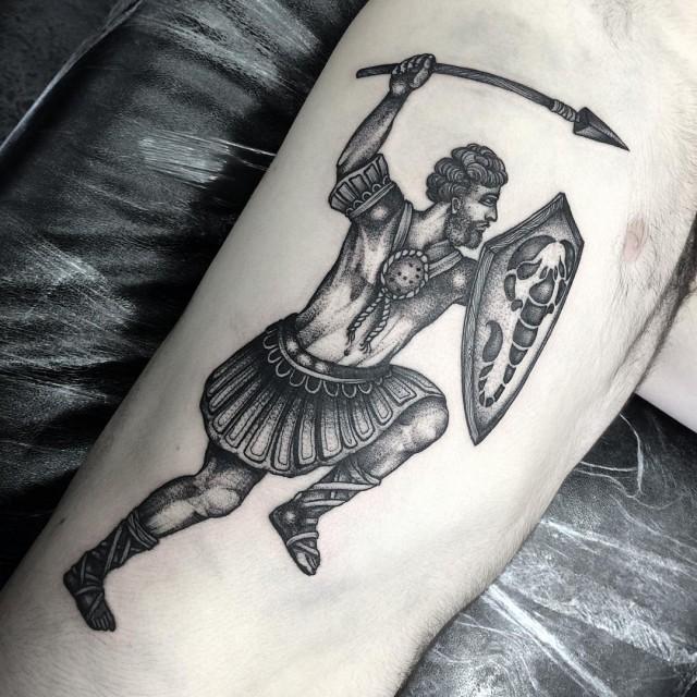Orion Tattoo