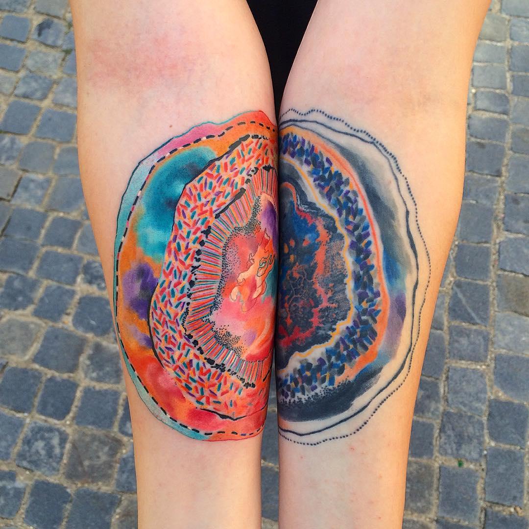 Forearms Tattoo