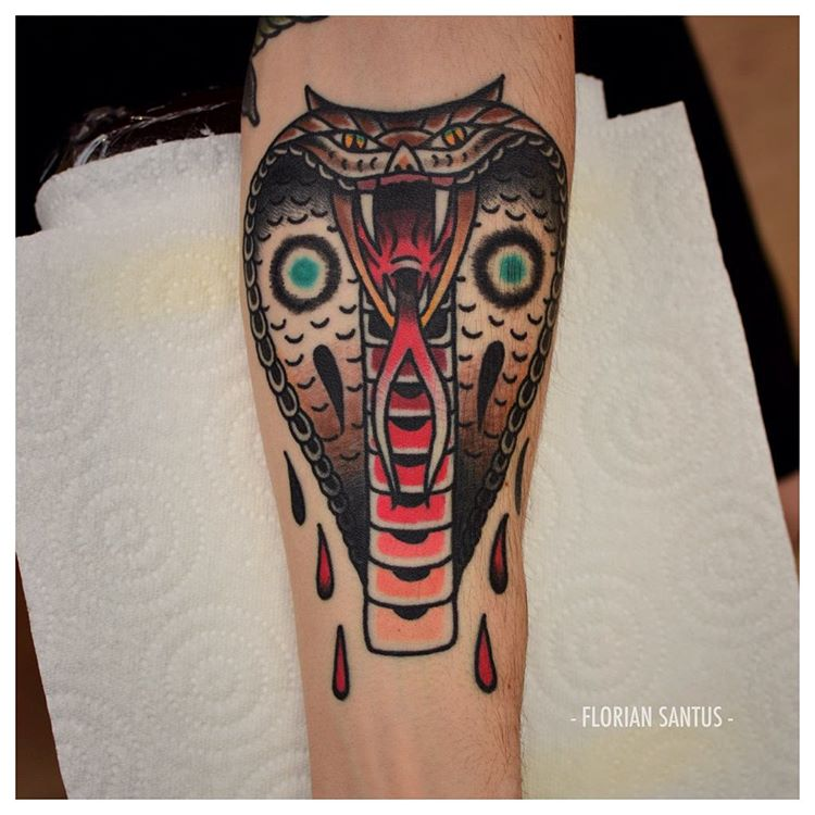 Tattoo Cobra