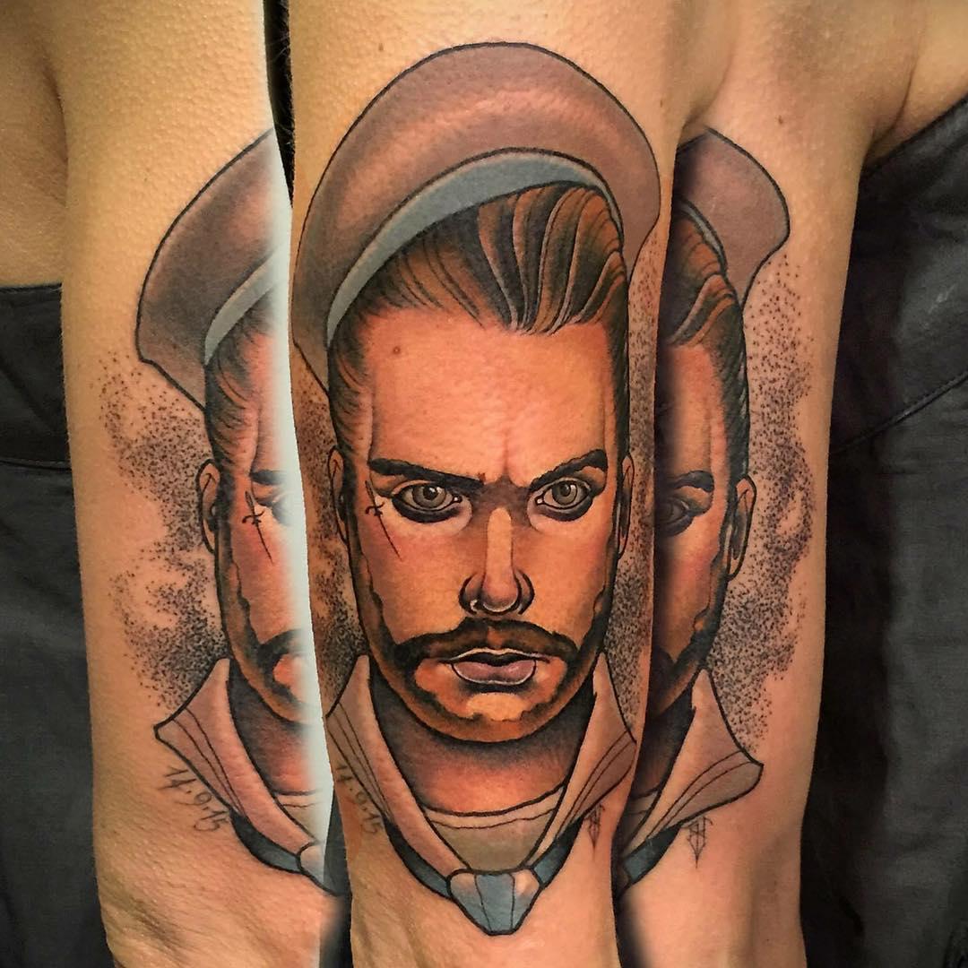 Tattoo Sailor