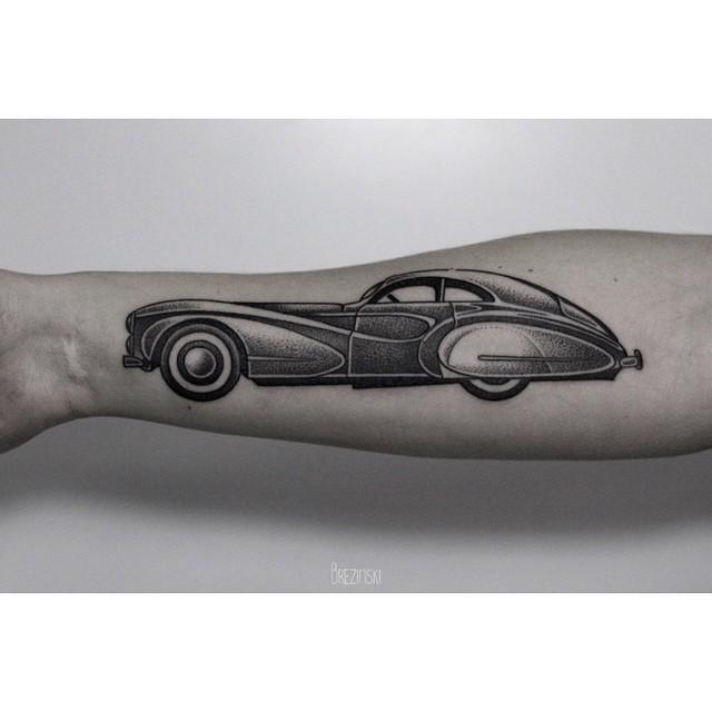 Car Tattoo