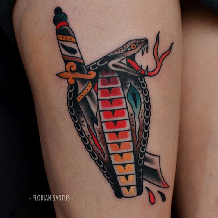 Cobra Custom Tattoo