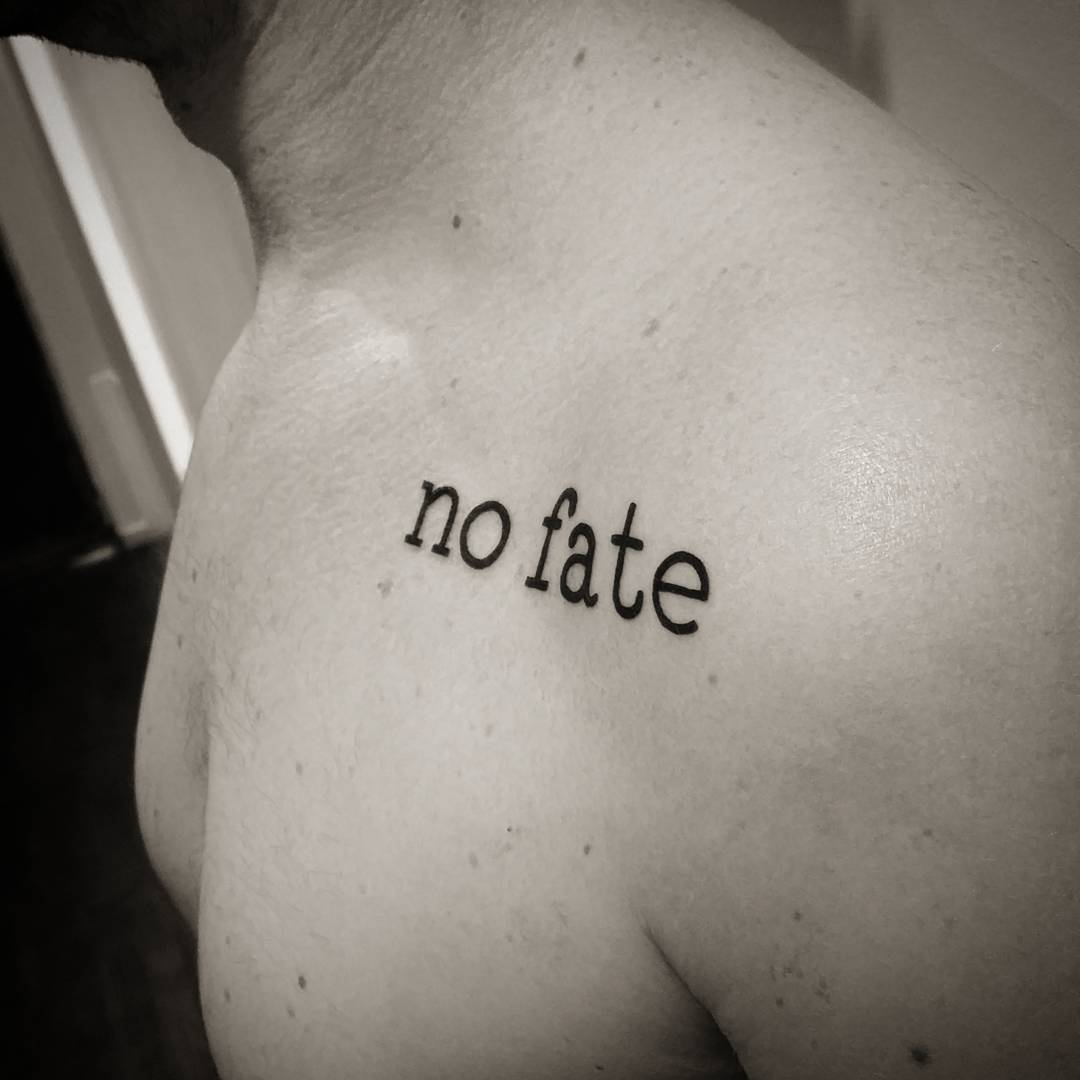 Cool Tattoo Lettering
