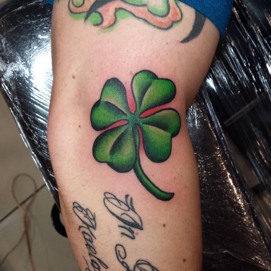 Tattoo Clover