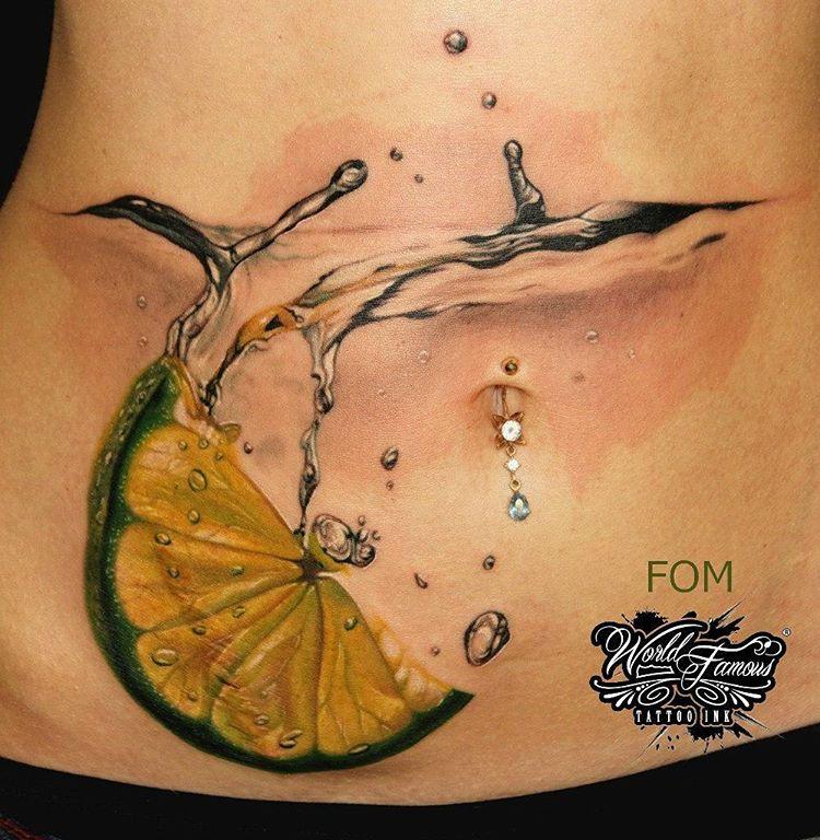 Tattoo Scar Cover
