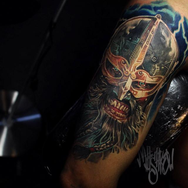 warface viking tattoo