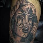 Tattoo Estilo Chicano