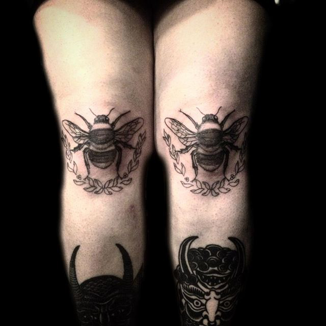 Bees Knees Tattoo