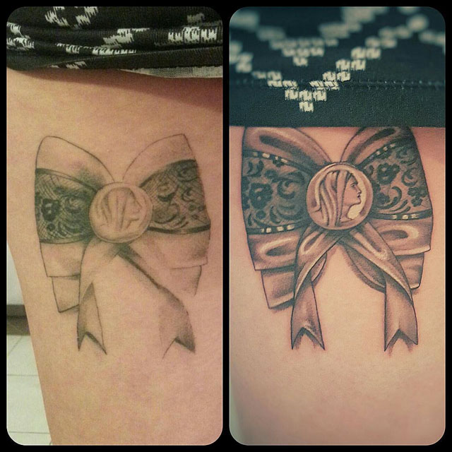Tattoo Cover Up For Girls