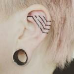 Tattoo Ear