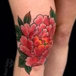 Tattoo Knee