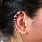 Tattoo on Ear