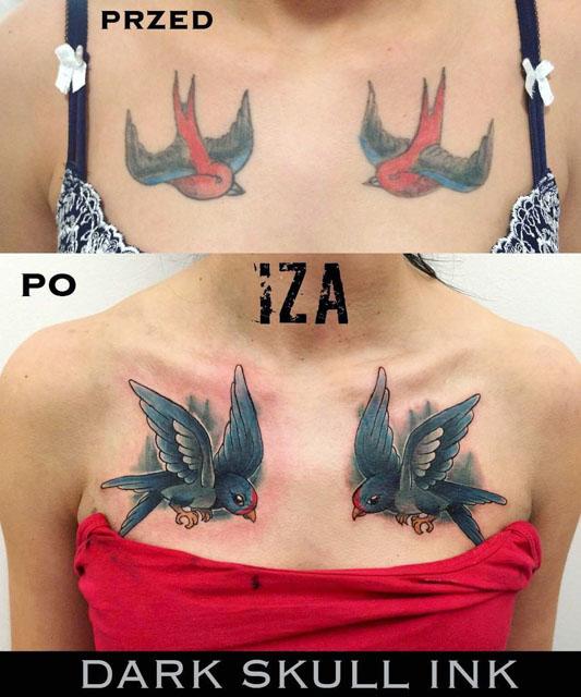 Two Birds Tattoo
