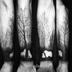 Animalistic Forest Half Sleeve Tattoo