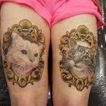 Cool Cat Tattoos