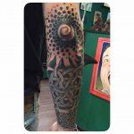 Forearm Half Sleeve Tattoo