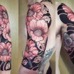 Japanese Half Sleeve Tattoo