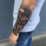 Wrist to Elbow Tattoo