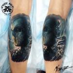 Zombie Flash Tattoo
