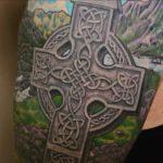 Celtic Tattoo Cross