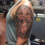 Celtic Tattoo Shoulder