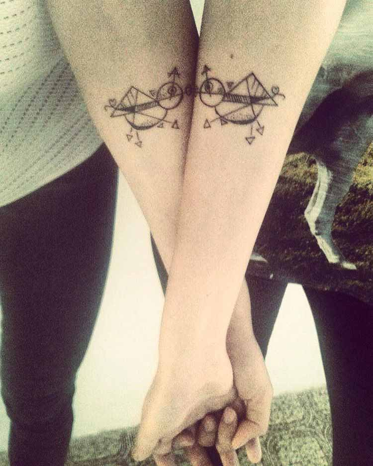 Meaningful Tattoos for Sisters