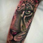 Puma Tattoo Sleeve
