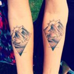 Sister Matching Tattoos