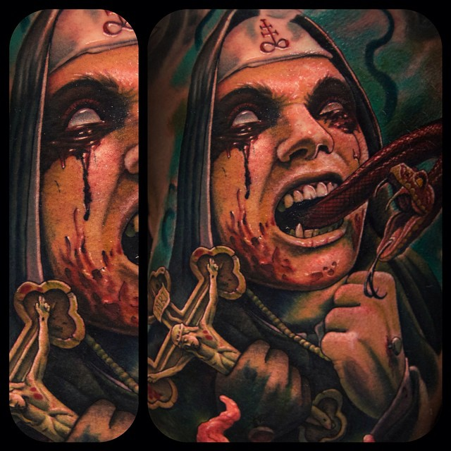 Something for the Antichrist in us! by corpsepainter