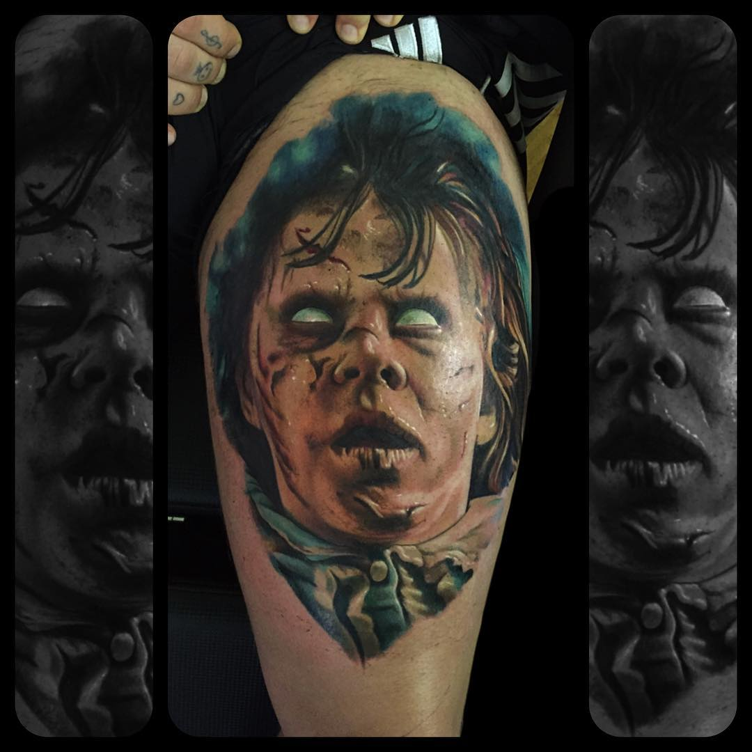 The Exorcist is still one of my favorite movies of all time! by corpsepainter