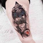 Abstract Tattoo Designs