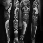 Cool Sleeve Tattoos