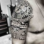 Tattoo Design Maori
