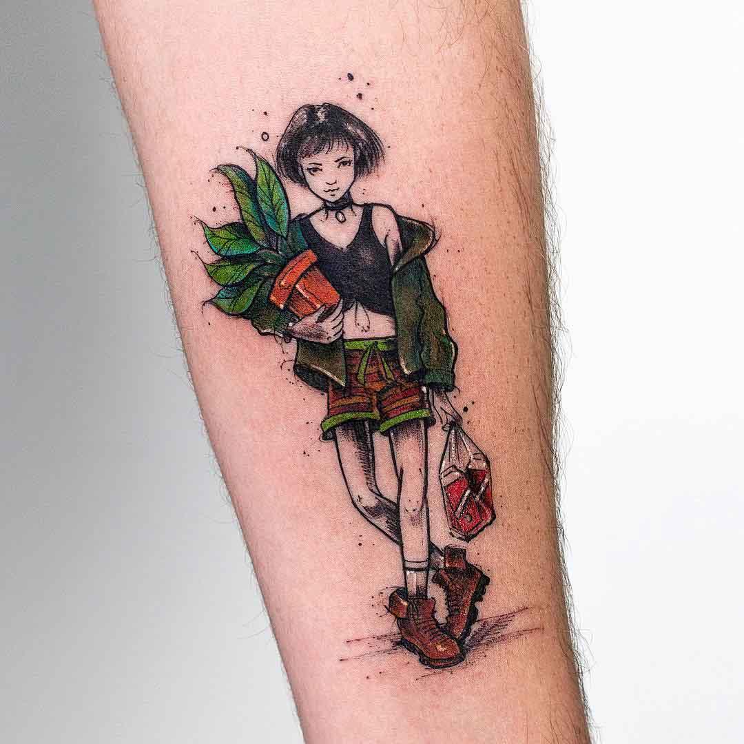 arm tattoo professional