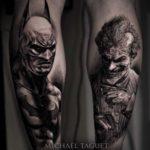 Batman Joker Tattoo