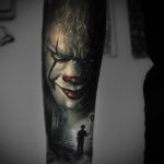 Pennywise Tattoo
