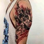 League of Legends Tattoo Jhin