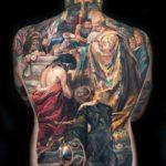Baptism Tattoo