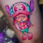 Tony Tony Chopper Tattoo