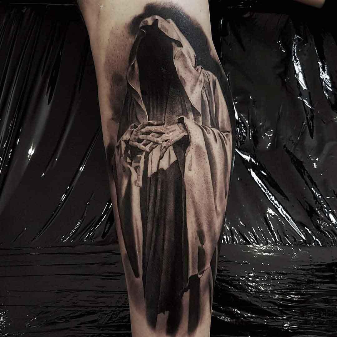 gray death tattoo