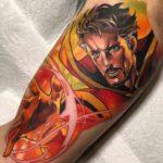 Doctor Strange Tattoo