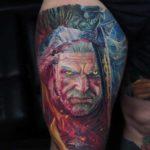 Gerald Tattoo