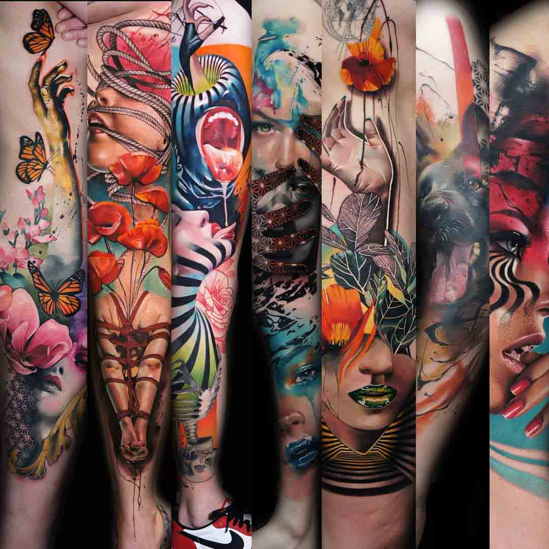 tattoo sleeves of 2018